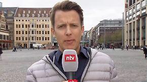 """n-tv Reporter Marcel Klein in Leipzig: """"Das Momentum spricht für RB Leipzig"""""""