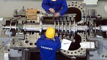 In Görlitz steht das Turbinenwerk von Siemens. Es könnte bald geschlossen oder verkauft werden.