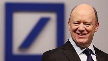 Mehr Gewinn, weniger Risiko: Deutsche Bank verdient überraschend gut