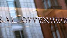 """Aus nach fast 230 Jahren: Deutsche Bank gibt """"Sal. Oppenheim"""" auf"""