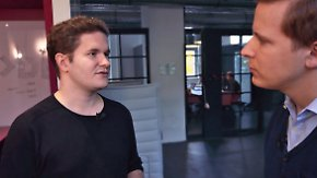 """Startup News: Thomas Bachem, Code University: """"Gründe die Hochschule, die mir gefehlt hat"""""""