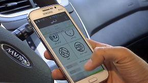 Uber-Imitat und Amazon-Ersatz: Start-ups kämpfen im Iran gegen widrige Bedingungen