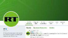 Moskau droht mit Gegenmaßnahmen: Twitter wirft russische Werbekunden raus