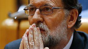 Artikel 155 schwebt über Spanien: Rajoy wirbt für Entmachtung Puidgedemonts