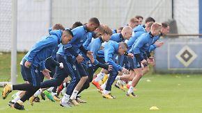 Fünf Fakten vor dem 10. Spieltag: HSV hofft in Berlin endlich auf ein Tor