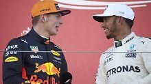 Der Sport-Tag: Stiehlt Red Bull Hamilton die Show?