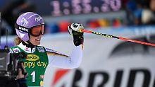 Traumstart in Olympia-Winter: Rebensburg siegt beim Weltcup-Auftakt