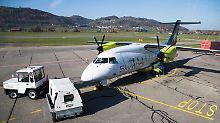 Behörde entzieht Genehmigung: Schweizer Airline stellt Betrieb ein