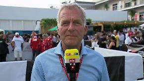 """Christian Danner zur Formel 1: """"Mercedes hat einen überragenden Job gemacht"""""""
