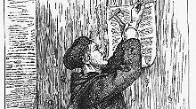 Frage & Antwort, Nr. 505: Hat Luther 95 Thesen an die Tür genagelt?