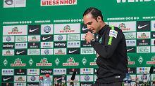 """""""Oh, wie ist das schön"""": Werder Bremen trennt sich von Trainer Nouri"""