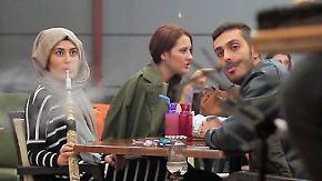 Wasserpfeife statt Alkohol: Partyszene in der Türkei wird konservativer