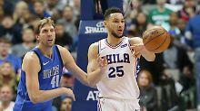 Der Sport-Tag: Nowitzki taumelt mit Dallas Mavericks in die Krise
