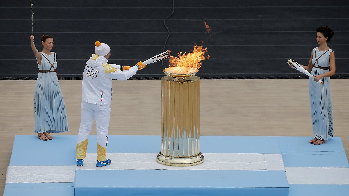 der sport tag kurios wildcards f r nordkorea sollen olympia sicher machen n. Black Bedroom Furniture Sets. Home Design Ideas
