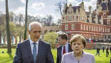 Forderungen an Merkel: Ost-Länderchefs schreiben Brandbrief