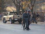 Mehrere Tote bei Anschlag: Kind sprengt sich in Kabul in die Luft