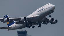 Von Frankfurt nach Berlin: Lufthansa setzt Jumbojets in Deutschland ein