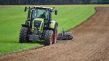 Landwirtschaft und Verkehr: Grüne geben sich bei Herzensthemen hart