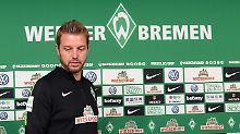 Favre lässt Bremen abblitzen: Kohfeldt startet Bremens Rettung ganz cool