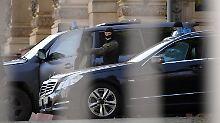 """Anschlag """"konkret vorbereitet"""": Haftbefehl gegen terrorverdächtigen Syrer"""