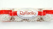 Raffaelo vor Gericht: Ferrero muss Stückzahl nennen