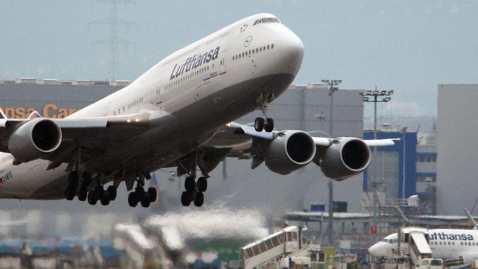 Normalerweise bedienen Jumbojets Interkontinentalstrecken, im November fliegen sie auch von Frankfurt nach Berlin.