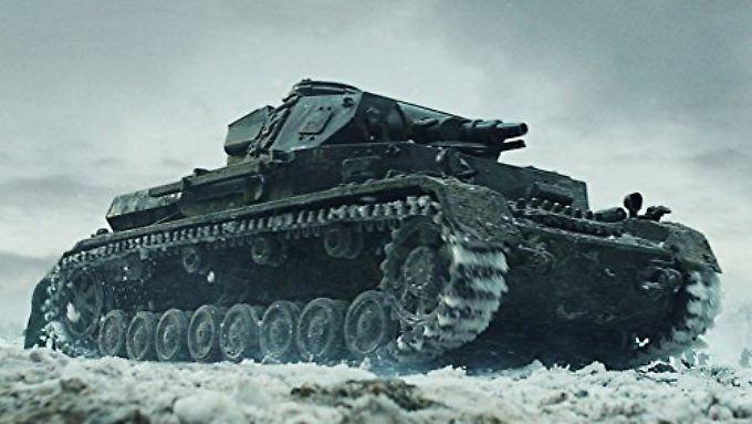 """""""28 Soldiers"""" macht seinem Beititel """"Die Panzerschlacht"""" alle Ehre."""