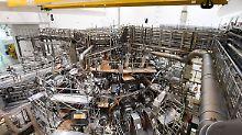 """Traum von unbegrenzter Energie: """"Die Kernfusion wird rechtzeitig kommen"""""""