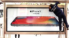 Ansturm auf neue iPhones: Apple erwartet Rekordweihnachten