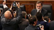 Vor den Neuwahlen in Katalonien: Rajoy muss den Softie in sich finden