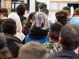 An der BBS Hannover gibt es elf Sprachlernklassen sowie Werkstattunterricht.
