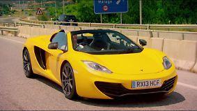Top Gear: Der Ferrari 458 Spider