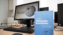 Qualitätskontrolle notwendig: Autor zweifelt Wikipedias Glaubwürdigkeit an