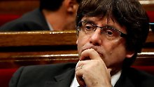 Muss Puigdemont ins Gefängnis?: Was Kataloniens Ex-Präsidenten nun erwartet