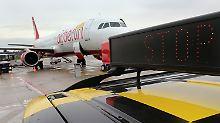 Gläubiger gehen wohl leer aus: KfW lässt Air-Berlin-Erlös pfänden