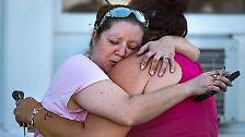 Trauer und Entsetzen in Sutherland Springs: ...