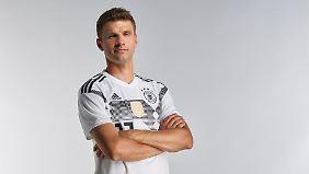 Im Retro-Trikot zum 5. Titel: Müller nennt Masterplan für Siegtreffer im WM-Finale