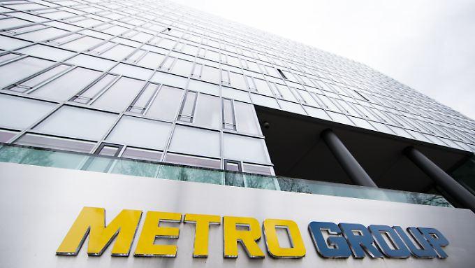 Vergangenes Jahr wurde der Metro-Konzern aufgespaltet.