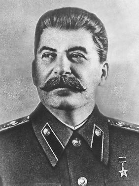 """Politische """"Säuberungen"""" unter Josef Stalin."""