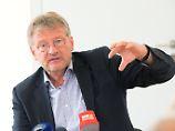 Der Tag: AfD-Chef Meuthen zieht es wohl ins EU-Parlament