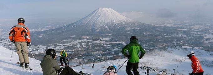 n-tv Spezial Japan: Ski- und Winterspaß auf Hokkaido