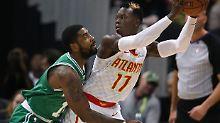 Der Sport-Tag: Schröder verpasst nächsten NBA-Coup mit Atlanta Hawks