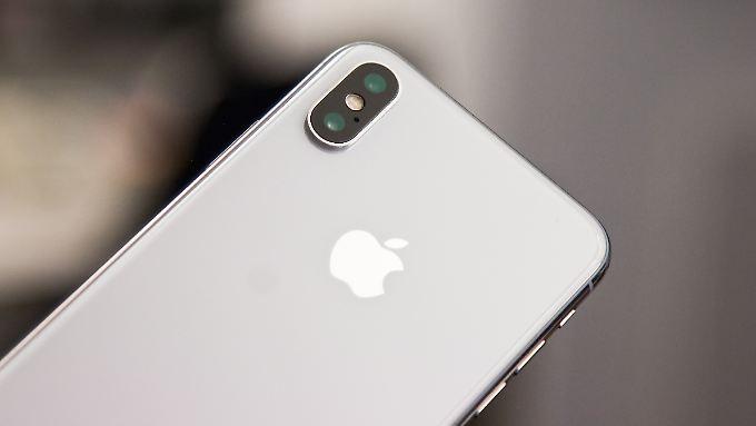 Besser knipst keiner: Das iPhone X holt bei DxOMark die Rekordwertung.