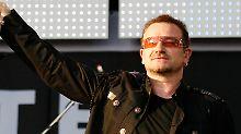 """""""Paradise Papers"""" belasten Bono: U2-Sänger zeigt sich """"erschüttert"""""""