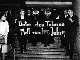 """""""Muff von 1000 Jahren"""": Der Slogan, der die Dozenten erzürnte"""
