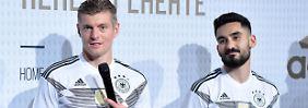 Toni Kroos spielt bei Real Madrid in der Spanischen Liga - dort soll der Videobeweis erst noch eingeführt werden.