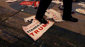 """Das war der Morgen bei n-tv: """"Das Trump-Jahr war ein Alptraum"""""""
