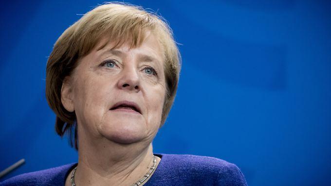 Merkel: Jamaika-Bündnis muss finanzpolitische Balance wahren.