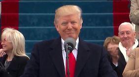 n-tv Dokumentation: Trump - Ein Präsident poltert durch die Welt