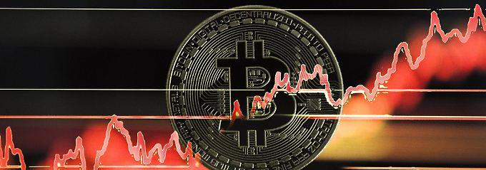"""""""Bitcoins leben vom Glauben an Bitcoins""""."""